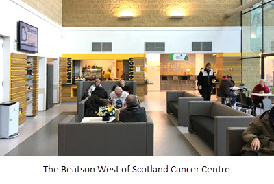 The Beatson West of Scotland Cancer Centre