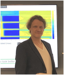 Ari Harju, Manager of the Radiation Physics team